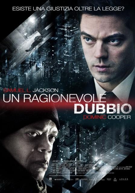 Un ragionevole dubbio: la locandina italiana
