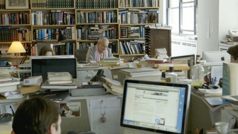 Untitled New York Review of Books Documentary: un'immagine del documentario diretto da Martin Scorsese e David Tedeschi