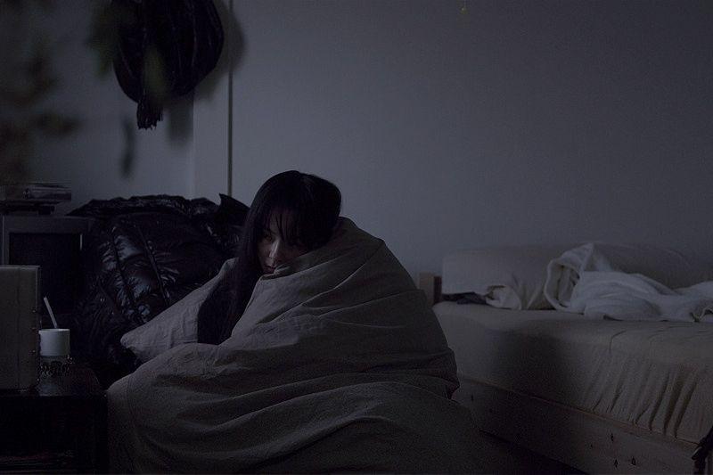 Forma: Emiko Matsuoka in una scena del film
