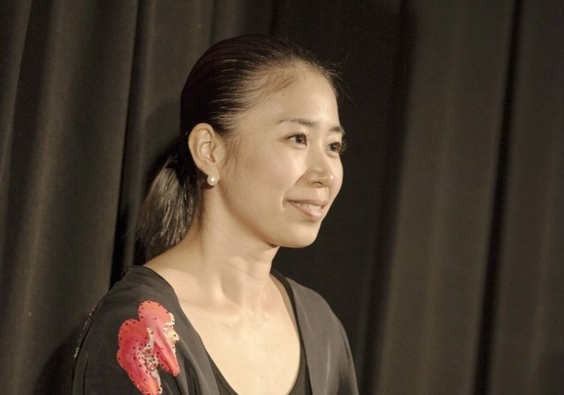 Forma: la regista del film Ayumi Sakamoto in una foto promozionale