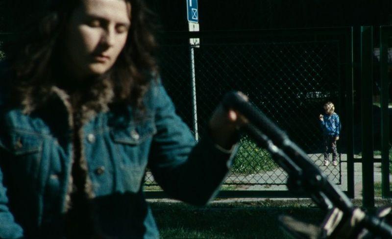 Parasite: Joanna Drozda in una scena