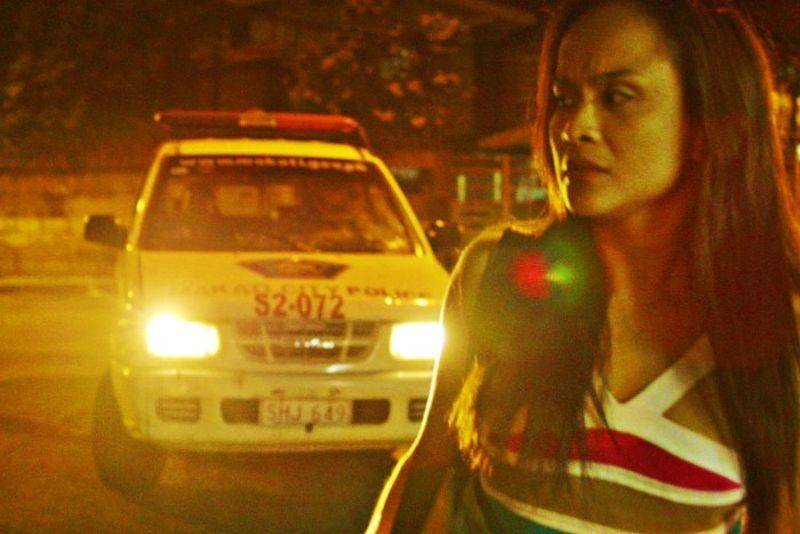 Quick Change: Mimi Juareza in una scena del film