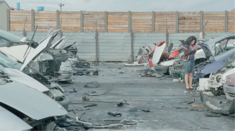 Scrap Yard: un'immagine del film
