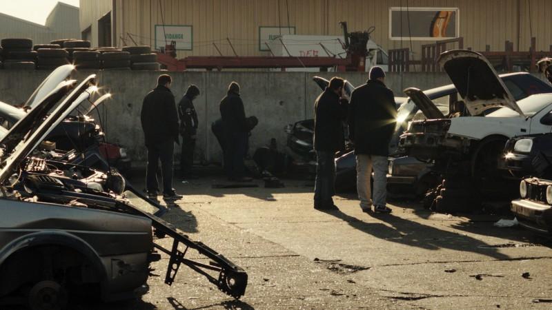 Scrap Yard: un'immagine tratta dal film
