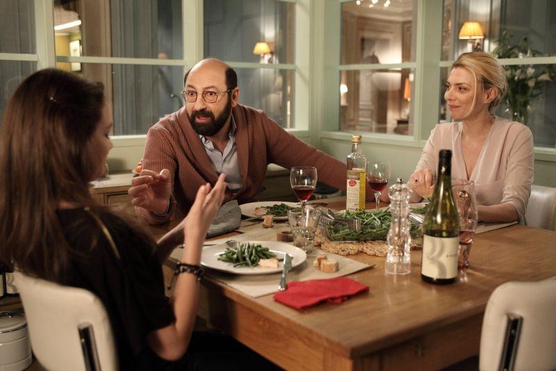 Supercondriaco - Ridere fa bene alla salute: Kad Merad con Judith El Zein in una scena