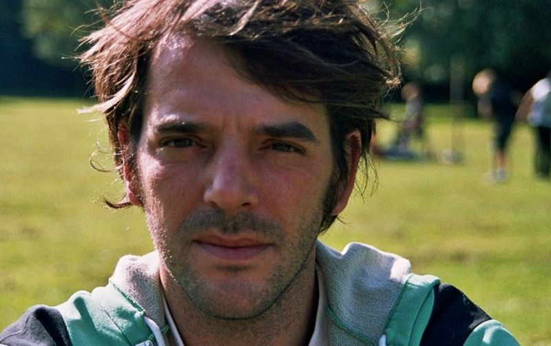 The Forest is Like the Mountains: il co-regista del film Didier Guillain in una foto promozionale