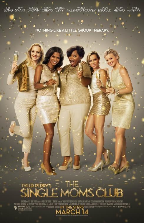 The Single Moms Club: nuovo poster USA
