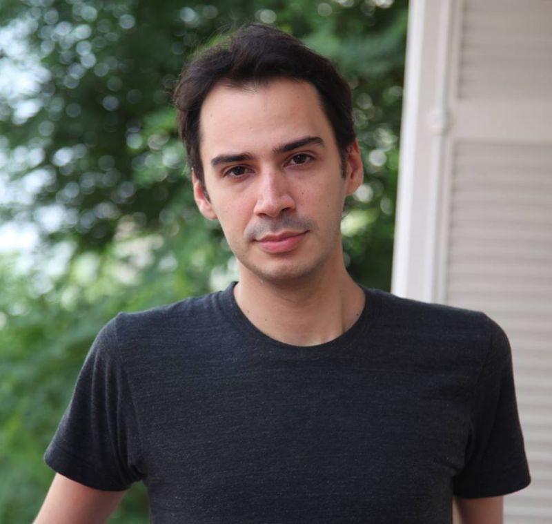 The Way He Looks: il regista Daniel Ribeiro in una foto promozionale