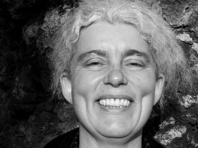 Vulva 3.0: una delle registe del film, Ulrike Zimmermann, in una foto promozionale