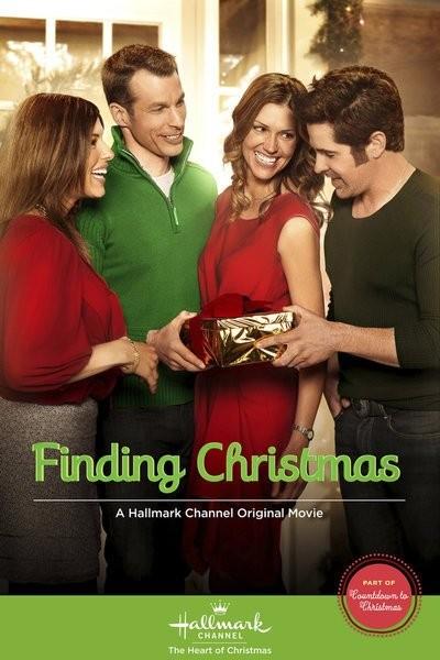 Finding Christmas: la locandina del film