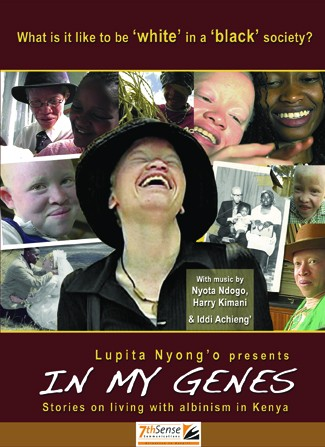 In My Genes: la locandina del film