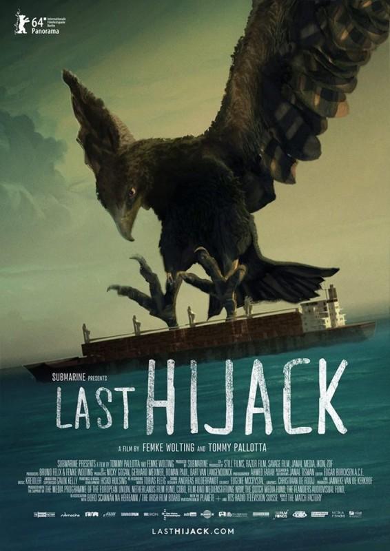 Last Hijack: la locandina del film