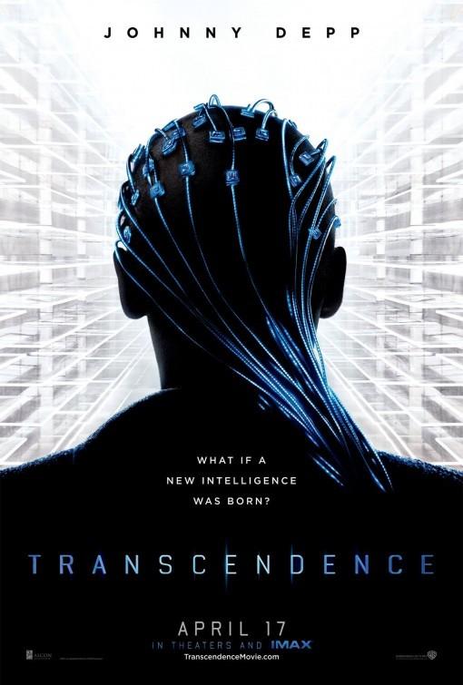 Transcendence: la locandina del film