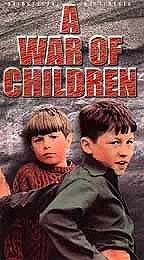 A war of children: la locandina del film