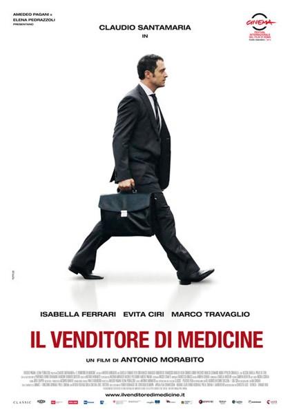 Il venditore di medicine: la locandina del film