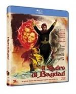 La copertina di Il ladro di Bagdad (blu-ray)