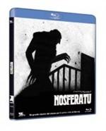 La copertina di Nosferatu (blu-ray)