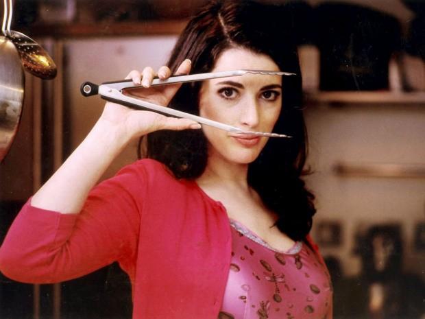 Nigella Lawson, una foto della chef televisiva