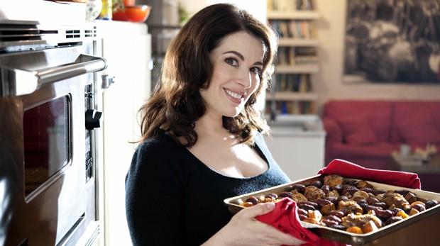 Nigella Lawson, una foto della popolare chef televisiva