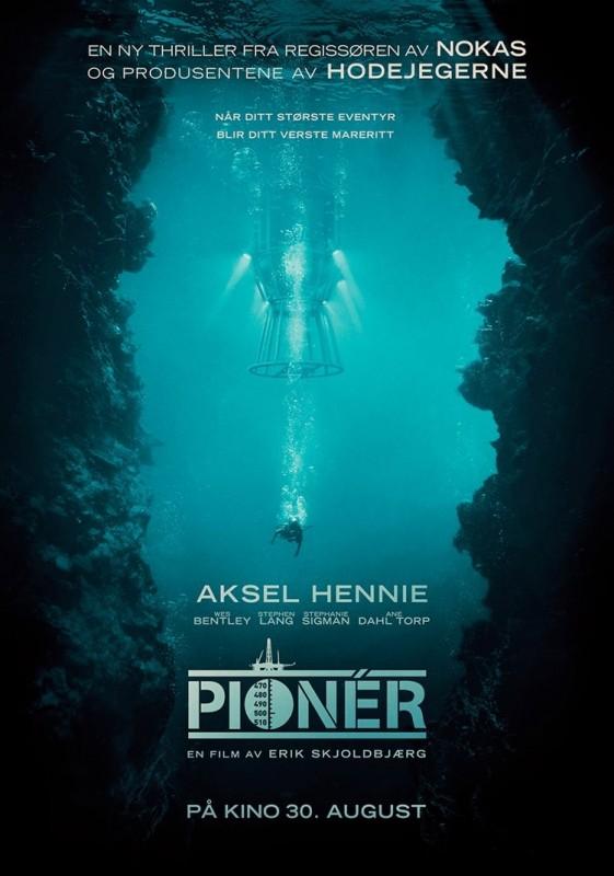Pioneer: la locandina del film