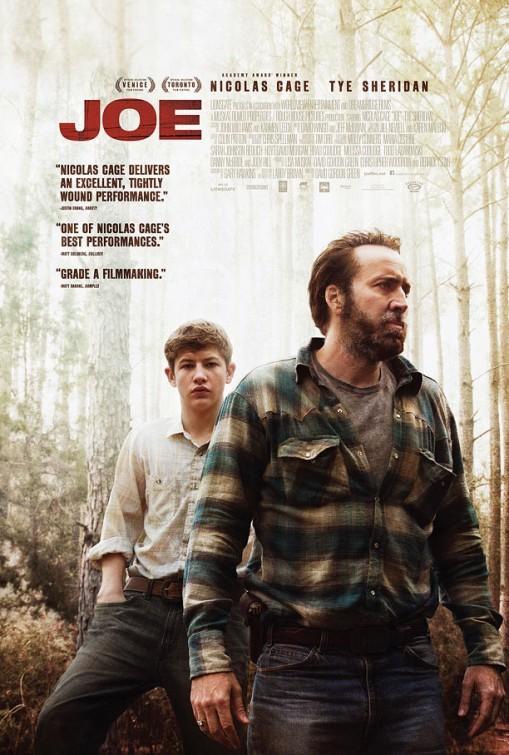 Joe: poster USA