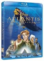 La copertina di Atlantis - l'impero perduto (blu-ray)