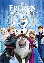 La copertina di Frozen - Il regno di ghiaccio (dvd)