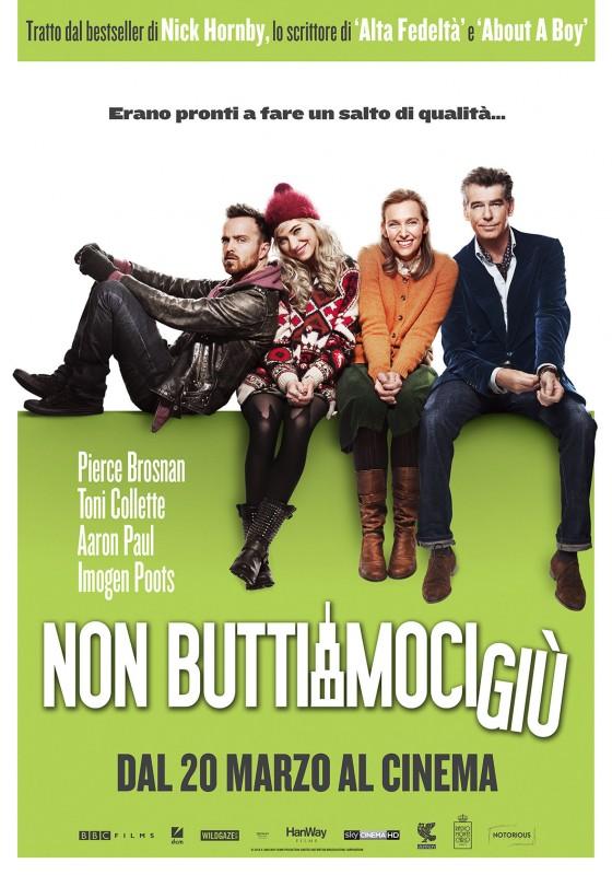 Non buttiamoci giù: la locandina italiana del film