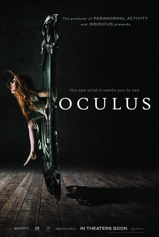 Oculus: nuovo poster USA