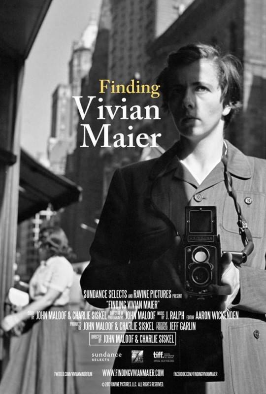 Finding Vivian Maier: la locandina del film