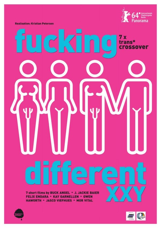 Fucking Different XXY: la locandina del film