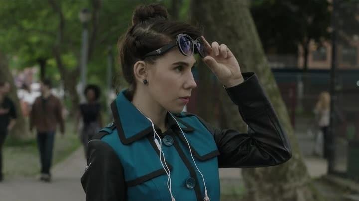Girls: un momento dell'episodio Free Snacks della terza stagione