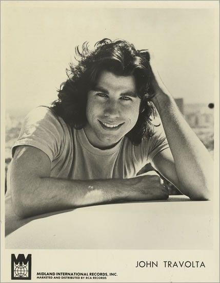 John Travolta in Urban Cowboy: una immagine promo del film