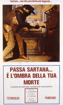 Passa Sartana... è l'ombra della tua morte: la locandina del film