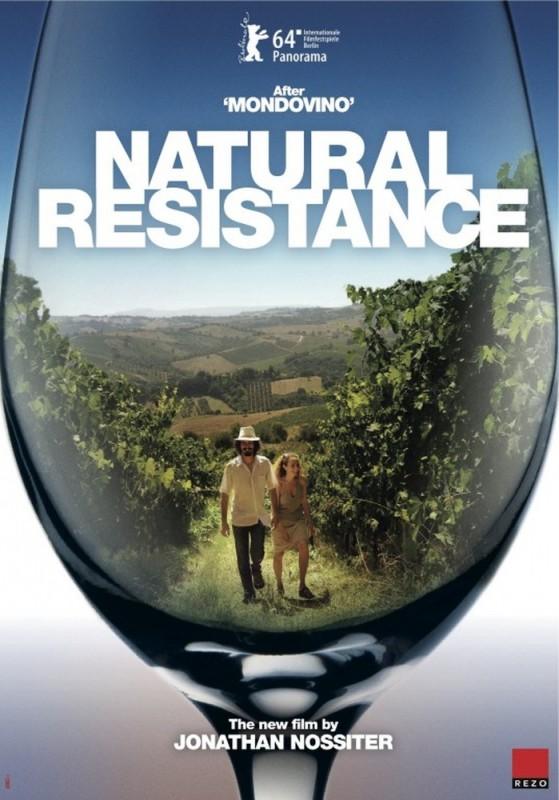 Natural Resistance: la locandina del film