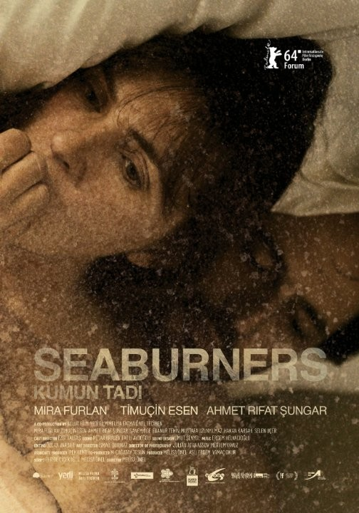 Seaburners: la locandina del film