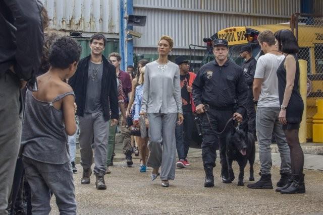 Star-Crossed: Victoria Gabrielle Platt nell'episodio Our Toil Shall Strive to Mend