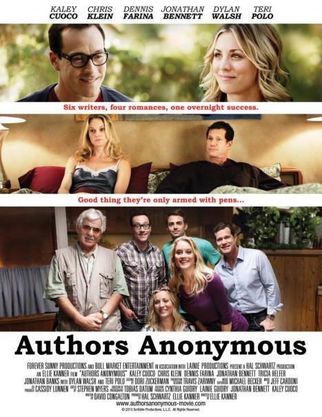 Authors Anonymous: la locandina del film