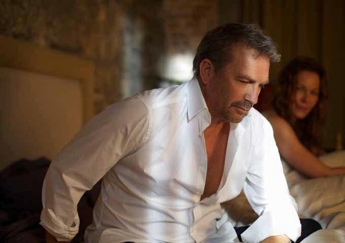 Kevin Costner in 3 Days to Kill - una scena del film
