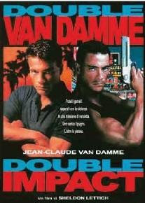 La copertina di Double Impact - La vendetta finale (dvd)