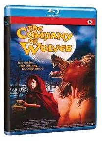 La copertina di In compagnia dei lupi (blu-ray)