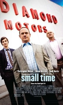 Small Time: la locandina del film