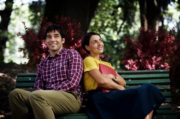 Ti ricordi di me?: Edoardo Leo e Ambra Angiolini nella prima immagine del film