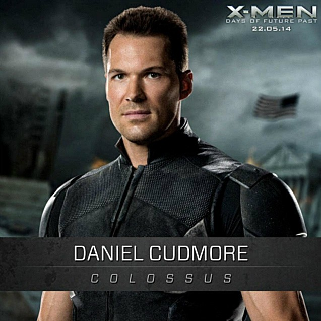 X-Men: Days Of Future Past: Un'immagine promozionale di Daniel Cudmore