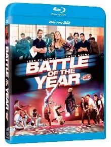 La copertina di Battle of the Year - La vittoria è in ballo (blu-ray)