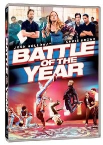 La copertina di Battle of the Year - La vittoria è in ballo (dvd)