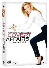 La copertina di Covert Affairs - Stagione 1 (dvd)