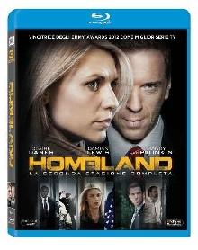 La copertina di Homeland - Caccia alla spia - Stagione 2 (blu-ray)