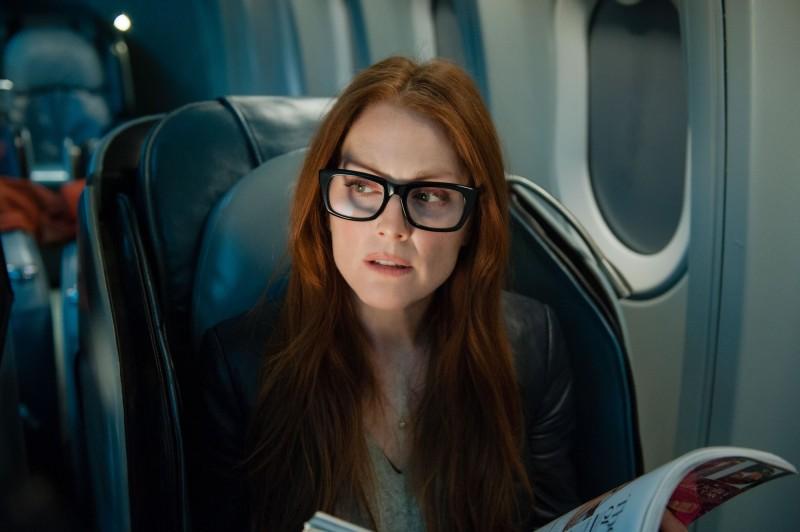 Non-Stiop: Liam Neeson è Jen Summers nel thriller ad alta quota