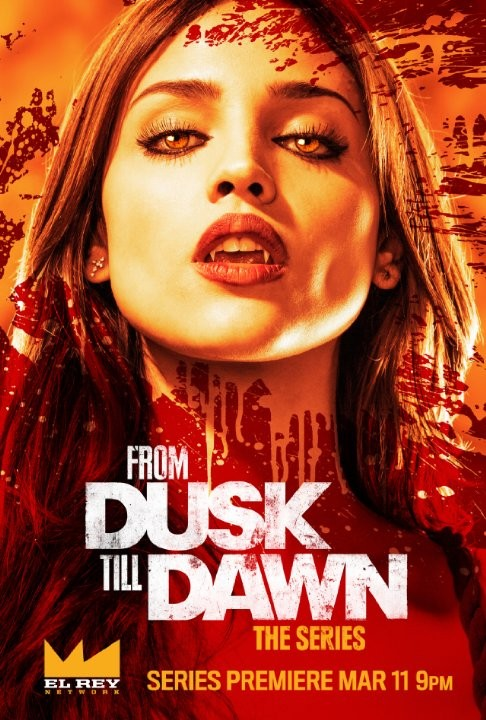 La locandina di From Dusk Till Dawn: The Series